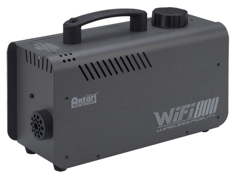 WiFi800 Fog Machine / Controlled by Smartphone