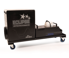 Eclipse LFG System on a Cart